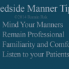 Good Bedside Manner