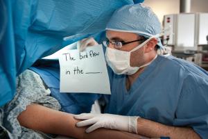 Ramin Rak awake craniotomy